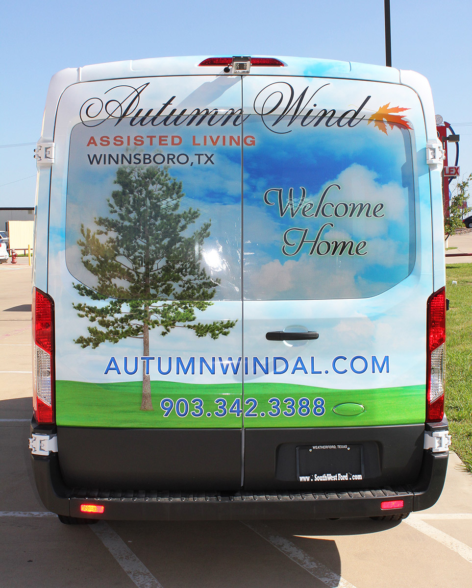 Assisted Living Wraps Dallas