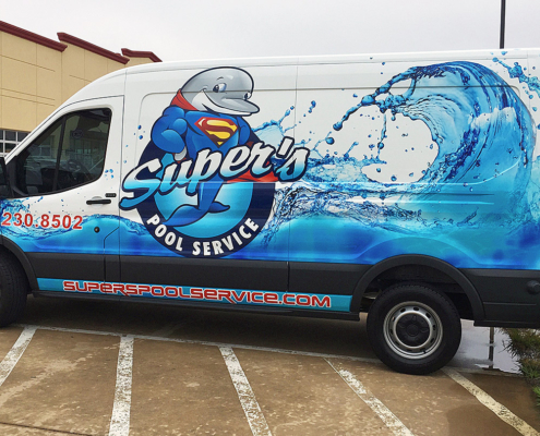 Van Wraps Near Denton Texas Zilla Wraps