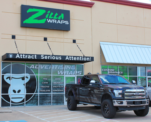 Decals & Graphics for Cars & Trucks Dallas Fort Worth